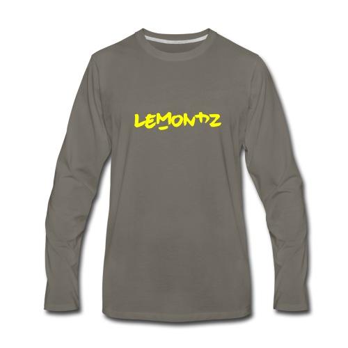 Kid Generation - Men's Premium Long Sleeve T-Shirt