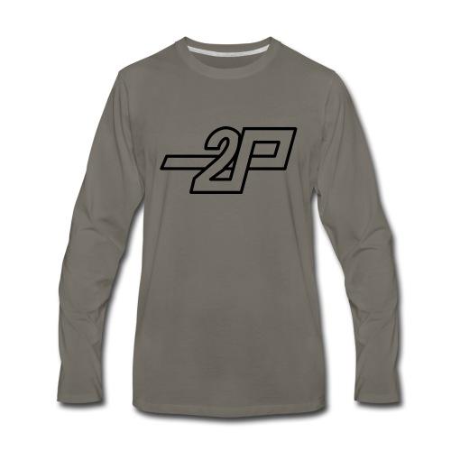 2Pro T shirt - Men's Premium Long Sleeve T-Shirt