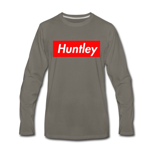 hunt - Men's Premium Long Sleeve T-Shirt