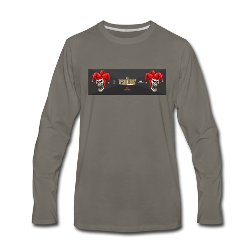 GpsHunter12 - Men's Premium Long Sleeve T-Shirt