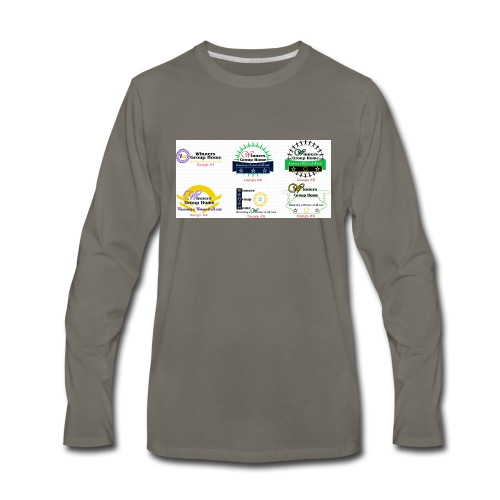 Winners Group Home - Men's Premium Long Sleeve T-Shirt