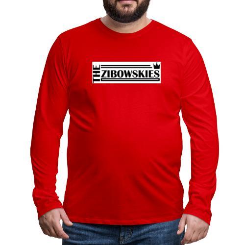 Zibowskies TM - Men's Premium Long Sleeve T-Shirt