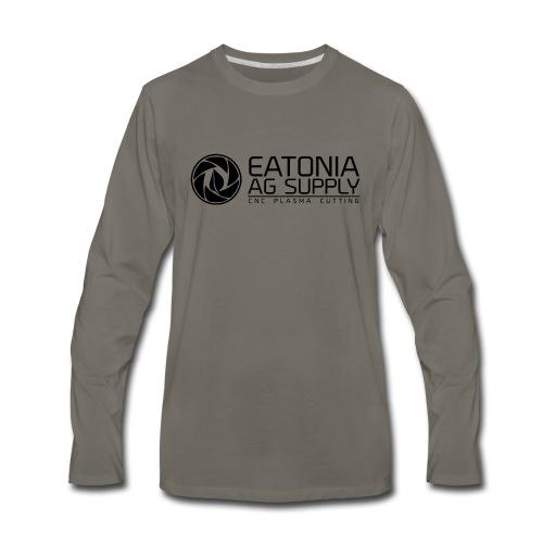 EAS CNC 2 - Men's Premium Long Sleeve T-Shirt