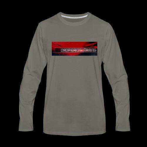 Oroperion Gaming Banner - Men's Premium Long Sleeve T-Shirt