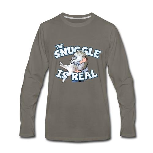 dogs2 - Men's Premium Long Sleeve T-Shirt