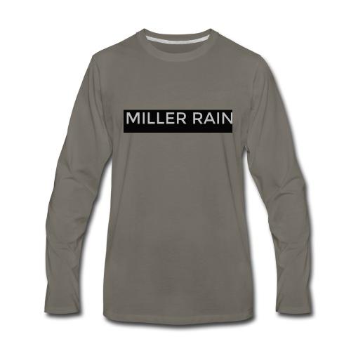 MillerRain - Men's Premium Long Sleeve T-Shirt