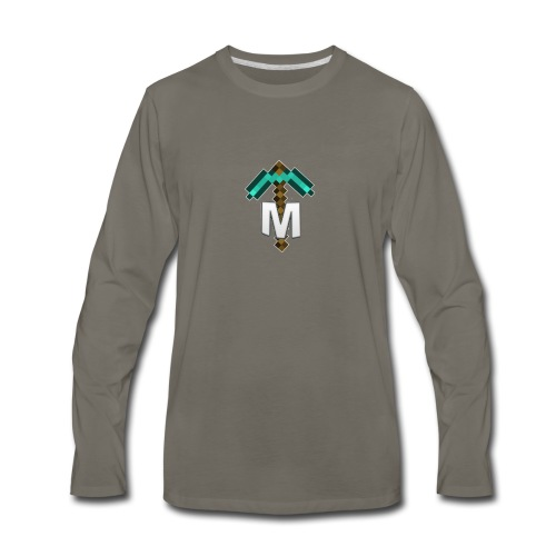 Pic and m - Men's Premium Long Sleeve T-Shirt