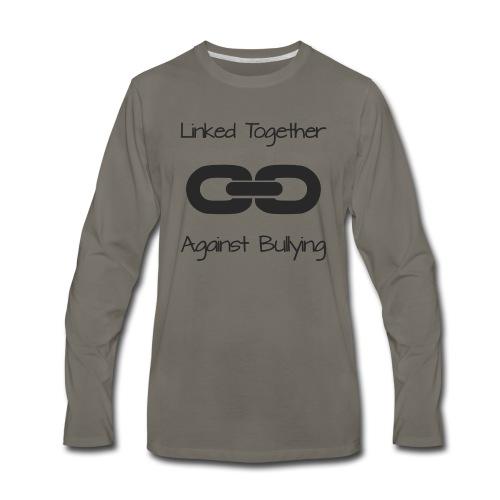 Anti- Bullying - Men's Premium Long Sleeve T-Shirt