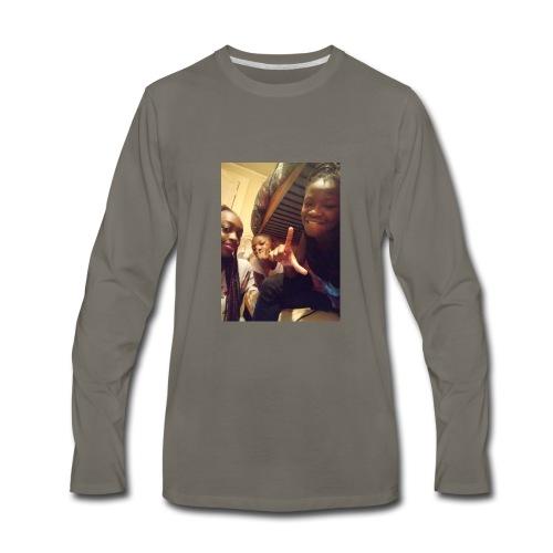 consert merge - Men's Premium Long Sleeve T-Shirt