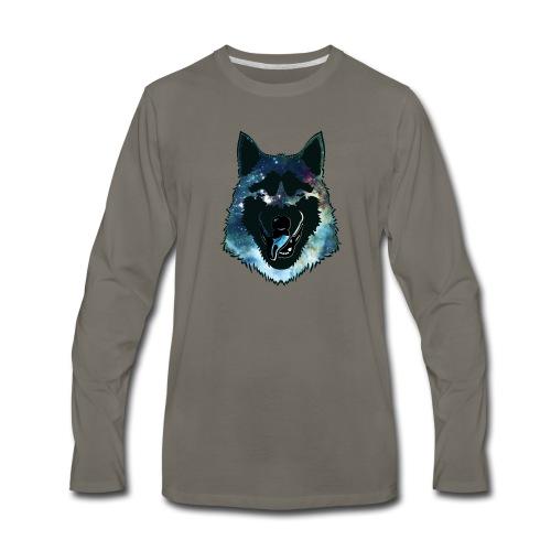 dogi - Men's Premium Long Sleeve T-Shirt