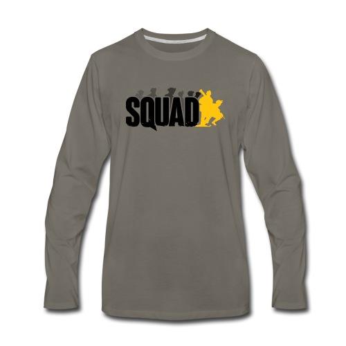 cv sqoud - Men's Premium Long Sleeve T-Shirt
