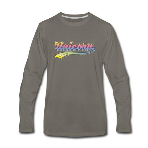Unicorn Sport - Men's Premium Long Sleeve T-Shirt