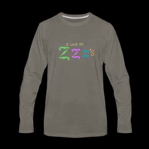 Z s Dark - Men's Premium Long Sleeve T-Shirt