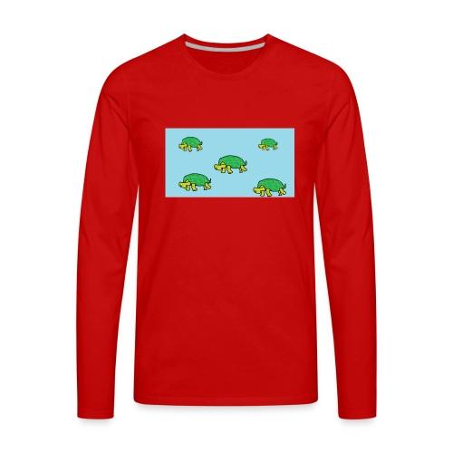 hib2 png - Men's Premium Long Sleeve T-Shirt