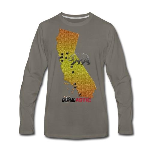 Golden State - Men's Premium Long Sleeve T-Shirt