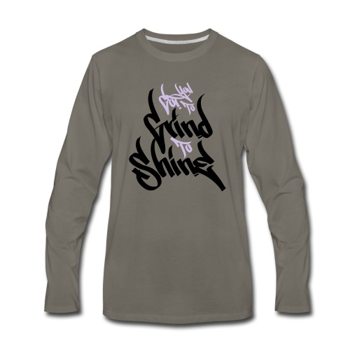 GTS - Men's Premium Long Sleeve T-Shirt
