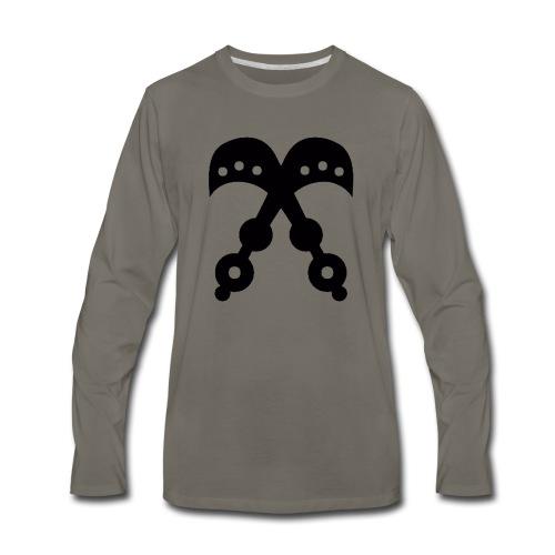 AKOFENA - Sword of War - Men's Premium Long Sleeve T-Shirt