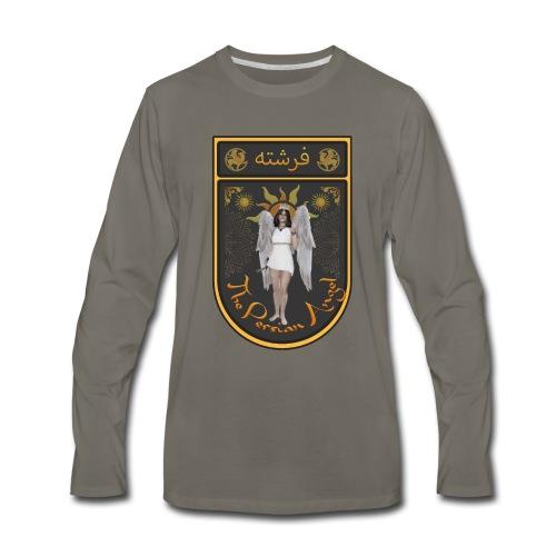 Persian Angel Anahita - Farsi Angel - Men's Premium Long Sleeve T-Shirt