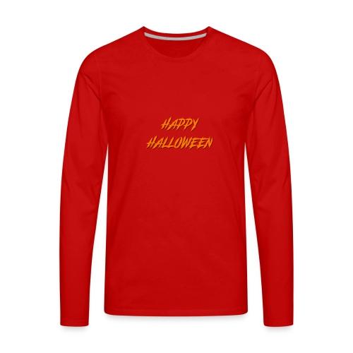 HAPPY HALLOWEEN - Men's Premium Long Sleeve T-Shirt