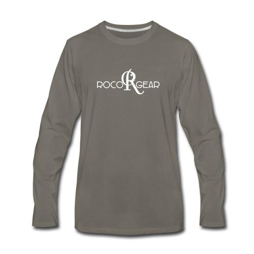 RoCo Gear - Men's Premium Long Sleeve T-Shirt