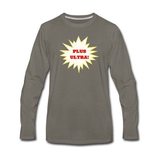 PLUS ULTRA! - Men's Premium Long Sleeve T-Shirt