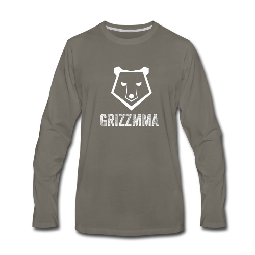 GrizzWear - Men's Premium Long Sleeve T-Shirt