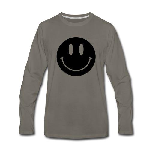 Smiley - Men's Premium Long Sleeve T-Shirt