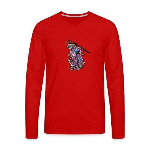 Born To Dance - Men's Premium Long Sleeve T-Shirt