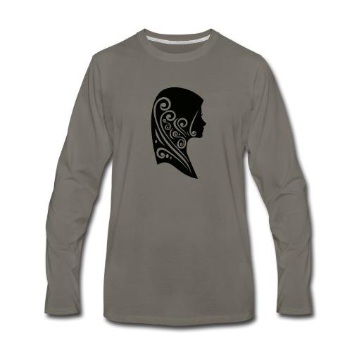 muslimah - Men's Premium Long Sleeve T-Shirt