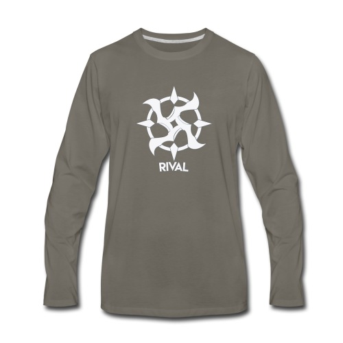 Rival - Men's Premium Long Sleeve T-Shirt