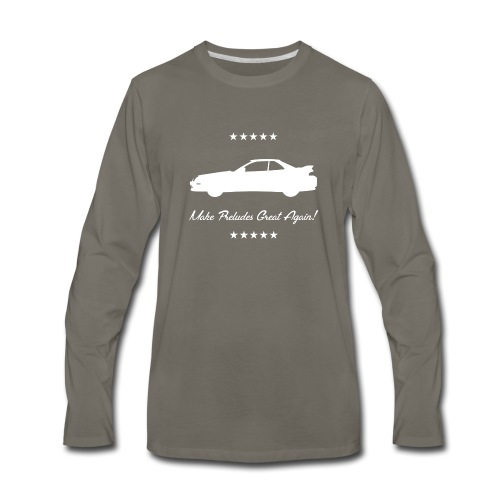Make Preludes Great Again! - Men's Premium Long Sleeve T-Shirt