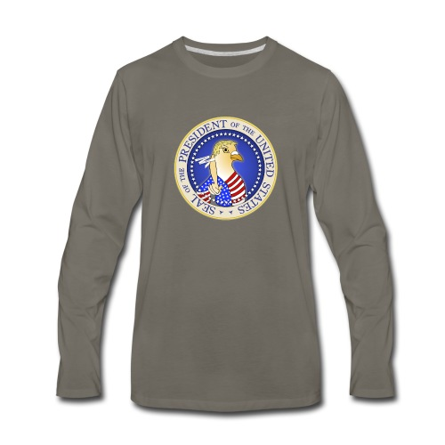 Trumpigeon - Men's Premium Long Sleeve T-Shirt