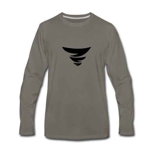 New Uprise Logo - Men's Premium Long Sleeve T-Shirt