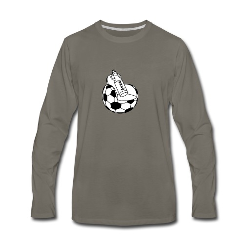 Beerlaxing - Men's Premium Long Sleeve T-Shirt