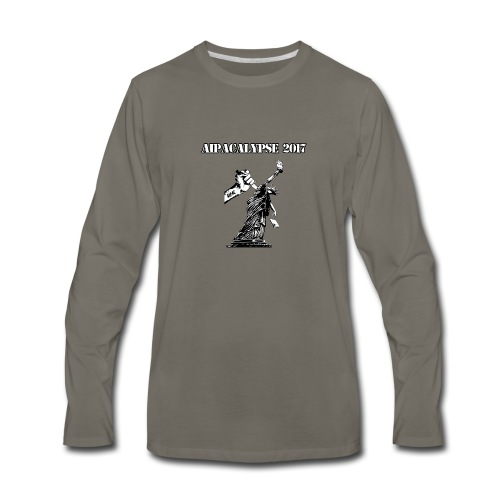 AIPACALYPSE Shirt - Men's Premium Long Sleeve T-Shirt