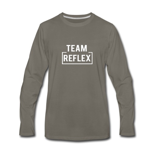 Team Reflex - Men's Premium Long Sleeve T-Shirt