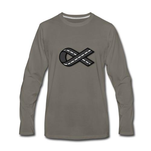 TheOneGoodRoad - Men's Premium Long Sleeve T-Shirt