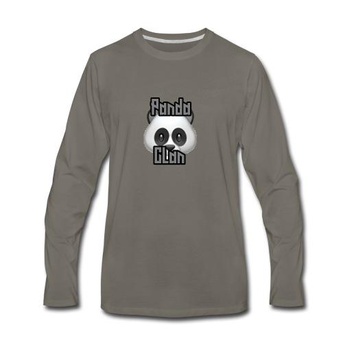 PandaClan - Men's Premium Long Sleeve T-Shirt
