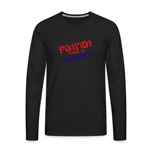 Patriot mug - Men's Premium Long Sleeve T-Shirt