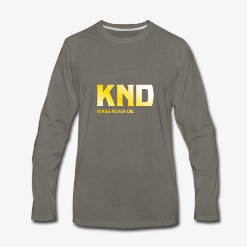 KND - Men's Premium Long Sleeve T-Shirt
