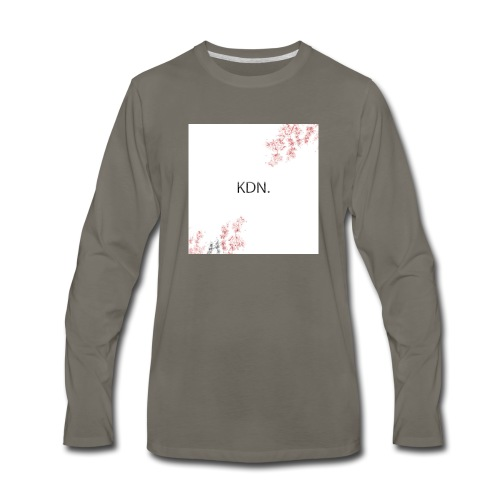 Tee - Men's Premium Long Sleeve T-Shirt