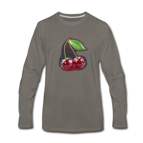 Cherry Bombs - Men's Premium Long Sleeve T-Shirt