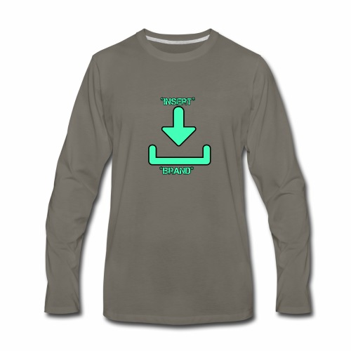 Brandless - Men's Premium Long Sleeve T-Shirt