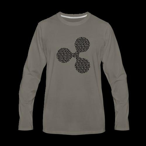 Ripple0110 - Men's Premium Long Sleeve T-Shirt