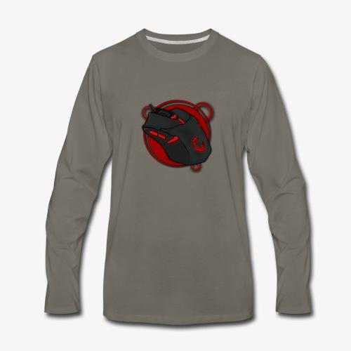 Mouse Gamer - Men's Premium Long Sleeve T-Shirt