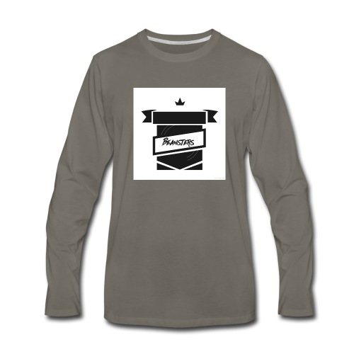 Christina Chad new and improved beansters merch - Men's Premium Long Sleeve T-Shirt