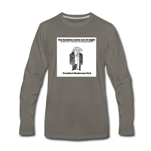 tbcoan Mushroom Dick - Men's Premium Long Sleeve T-Shirt