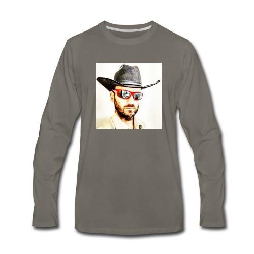 Merla Jerome t chirt - Men's Premium Long Sleeve T-Shirt