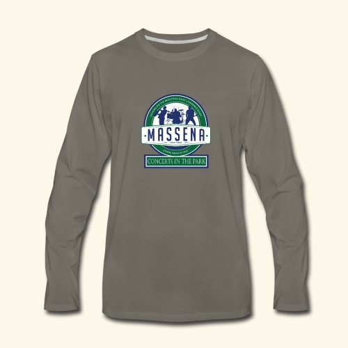 Massena CitP - Men's Premium Long Sleeve T-Shirt