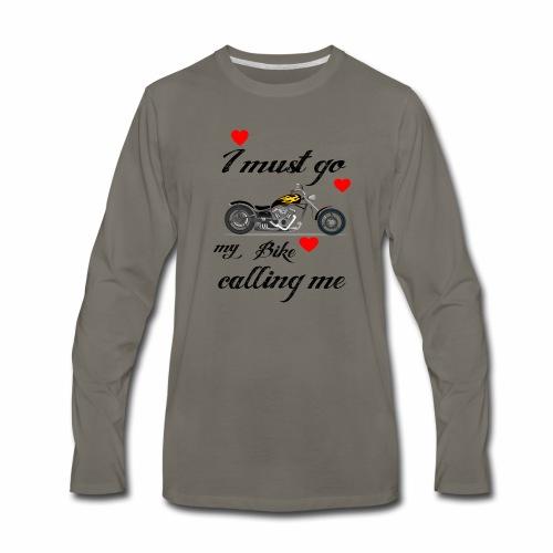 bullet - Men's Premium Long Sleeve T-Shirt